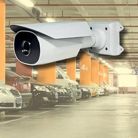 Cameratoezicht op parkeerplaatsen
